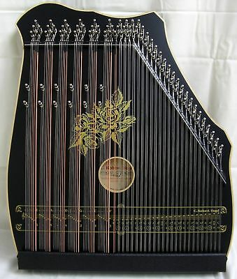 AKKORDZITHER GITARR - MANDOLIN - ZITHER 100/6 schwarz