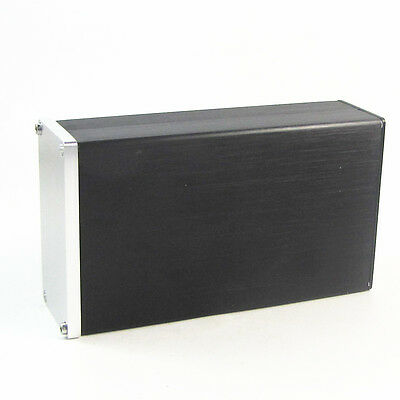 0905 Full Aluminum Enclosure Mini AMP Case Preamp Box PSU Chassis New