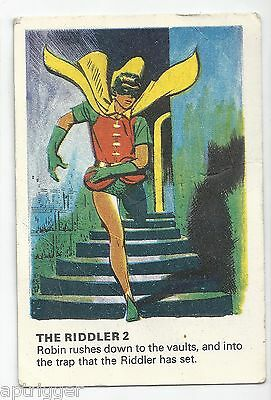 1966 Batman MacLeans Tooth Paste THE RIDDLER 2