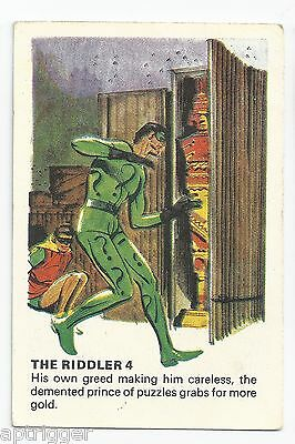 1966 Batman MacLeans Tooth Paste THE RIDDLER 4