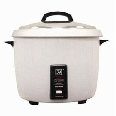 Thunder Group Gas & Electric Units, 30 Cup Rice Cooker/Warmer-Nonstick SEJ50000T