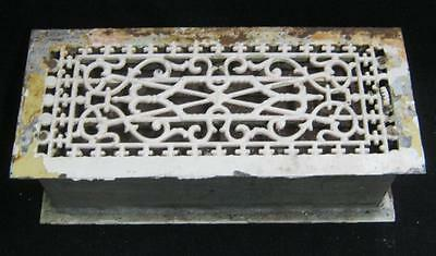 Vintage Through The Floor Register Ceiling Grille 3425-14