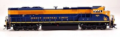 Bachmann HO Scale Train Diesel SD70ACe DCC SoundTraxx Jersey Central 66003