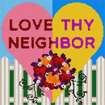 Love Thy Neighbour Entire Series 3 New Pal 4 Dvd Set 34 99