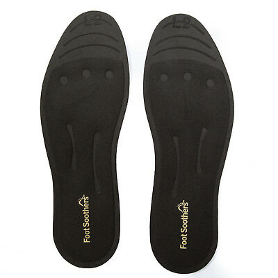 FootSoothers™ Gold Liquid Therapeutic Massaging Gel Insoles Plantar fasciitis