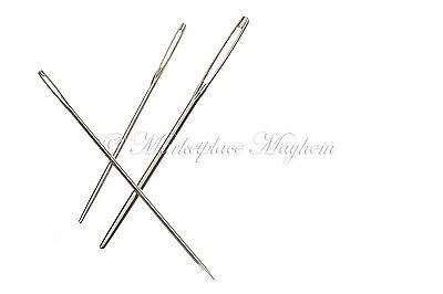 Mixed/Assorted - Hand Sewing Needles - Pack Of 12 Or 50 - Range Of Applications