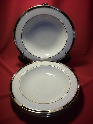 Lenox China Hancock  4 Soup Bowls   NEW     FREE SHIPPING