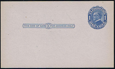 US #UX21 Unused USPS Postal Card Postage Stationery Issue