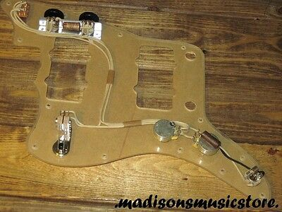 1958 Reproduction Jazzmaster Wiring Harness Made For Fender Jazz Master