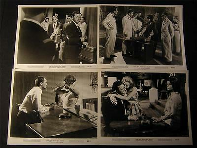 1966 Robert Wagner The Spy With My Face VINTAGE 4 MOVIE PHOTO LOT 493B