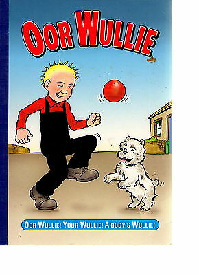 Oor Wullie Book 2010 / Fine- / Unclipped.