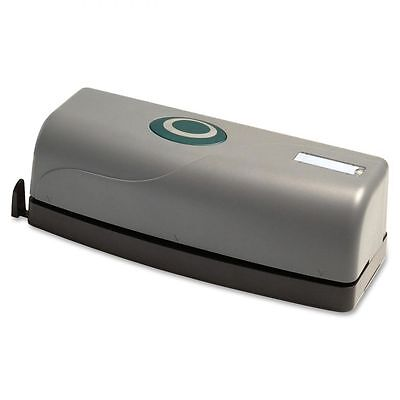 Business Source Electric Three-Hole Punch - BSN00630