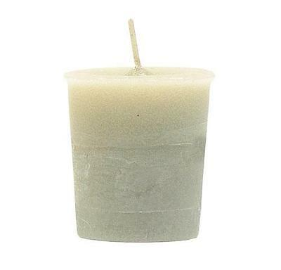 Power - Crystal Journey Votive Herbal Candle