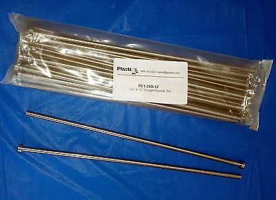 "1/4"" x 12"" Ejector Pins - Pkgs of 25 pcs"