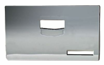 glove box cover chrome plastic for Kenworth 2006+ W900 T800 T600