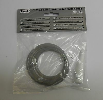 TETRATEC EX 1200 FILTER SEALING 'O' RING. T703366 includes Lubricant T707933