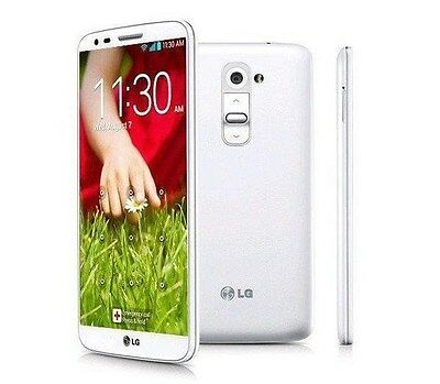 LG G2 D800 32GB White AT&T Unlocked Smartphone Excellent Condition Clean IMEI