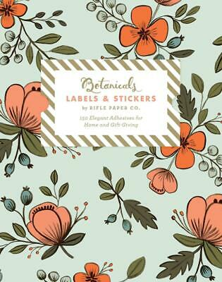 Botanicals Labels & Stickers by Rifle Paper Co. (English)