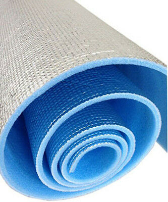 Blue-and-White Camping Foam Mattress Yoga Sleeping Picnic Outdoor Exercise Mats