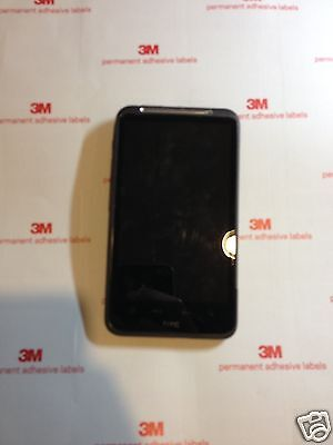 HTC Inspire 4G PD98120 Black (AT&T) Android Phone, Decent Condition