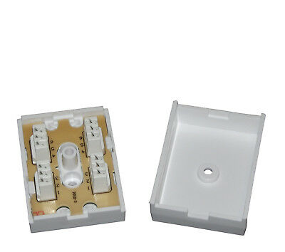 4 PACK: 77A 3 Pair IDC Telephone Junction / Connection Box / BT Joiner
