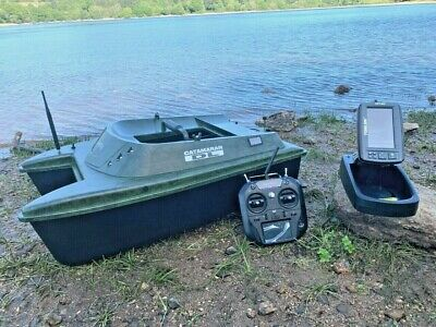 Waverunner Bait Boat Weed Guards (Pair) only