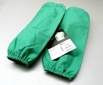 """18"""" FR SLEEVES COTTON FABRIC STANDARD FLAME RESISTANT SLEEVE F9-18S 9oz. ELASTIC"""