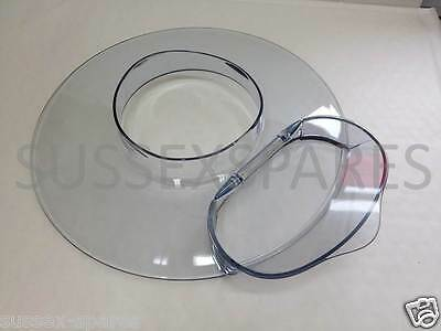 Kenwood Chef / Major Titanium Splashguard, Km010 Km005 Km002 Km006 Km502 New!!