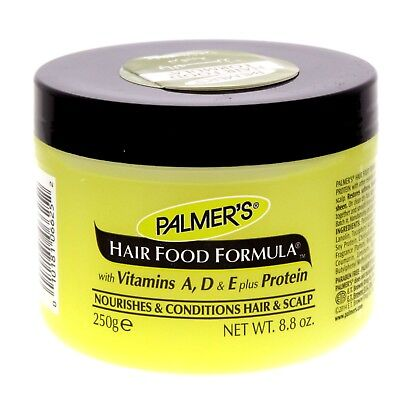 PALMER'S HAIR FOOD FORMULA VITAMINS A,B,C,E plus PROTEIN **150g e**