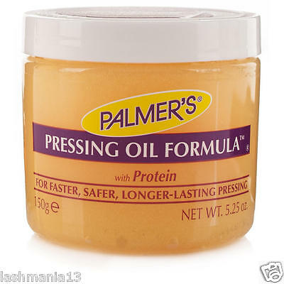 PALMER'S PRESSING OIL FORMULA with PROTEIN FOR FASTER,SAFER,LONGER*150g e*