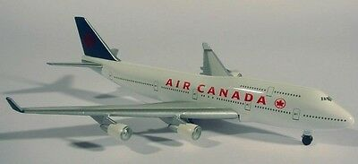 Herpa 500739 Air Canada Boeing 747-400 1:500 Scale Retired From 1997 New in Box
