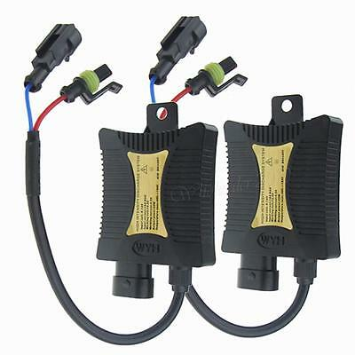 2X 12V HID Xenon Replacement Slim Ballast 35 Watt Fit For Different Types WLSG