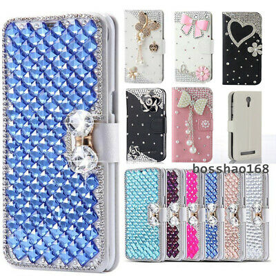 Magnetic Flip PU Leather Slot Wallet Cover Case For LG Optimus L5 II E450 E460