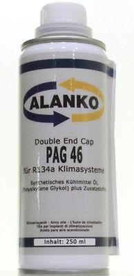 PAG46 Klima Kompressor Öl PAG 46 250ML Double End Cap