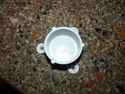 "Table Cap - 1 1/2"" PVC - Lot Of 2"