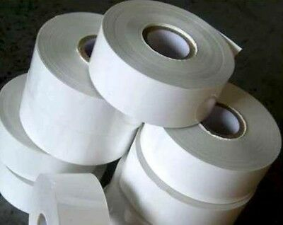Hot Stamp Printer WHITE Ribbon (5 PACK) SHIPPED FROM USA