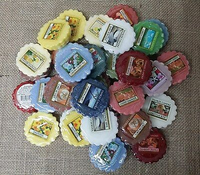 Yankee Candle TARTS - You Pick Your Fragrances and Quantities - NEW all seasons