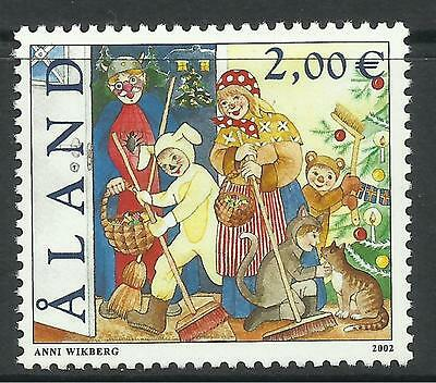 ALAND. 2002. St. Canute's Day Commemorative. SG: 211. Mint Never Hinged.