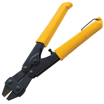 "8"" Mini Bolt Cutters Crops 200Mm Great For Fencing & Wire Cutting"