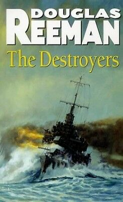The Destroyers, Reeman, Douglas Paperback Book The Cheap Fast Free Post