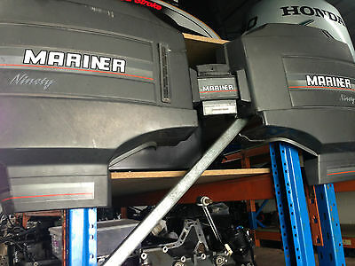 90hp Mariner Outboard cowling