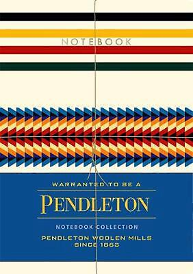 40da2f0b6e3d Pendleton Notebook Collection by Pendleton Woolen Mills (English) Free  Shipping!