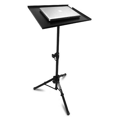 Gorilla Stands Projector Laptop Table Adjustable Tripod Stand DJ Disco Karaoke