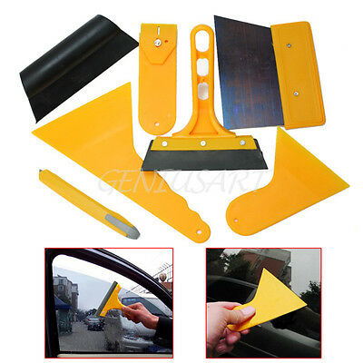 Professional Tinting Tool Kit Set for Cars Window Tint Film Installation New