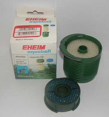 Eheim 4024000 Upgrade Kit For New Aquaballs. Including Foams.