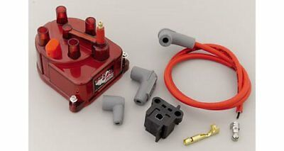 MSD Distributor Cap Female Socket-Style for use on Honda Acura 4-Cyl 82921