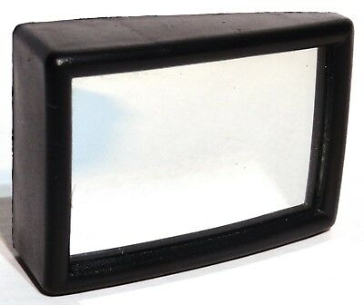 blind spot mirror wide angle 2-1/4 x 1-1/2 for Peterbilt Kenworth Freightliner