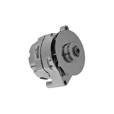 Tuff Stuff One-Wire Alternator 100 Amps Polished 12V Gm 10Si Case 7068RDP