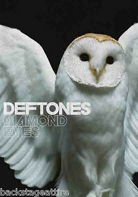 DEFTONES Diamond Eyes Owl 29X43 Cloth Fabric Textile Poster Flag Wall Banner-New