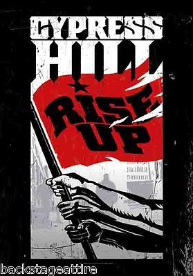 CYPRESS HILL Rise Up Tom Morello 29X43 Cloth Fabric Textile Poster Flag New!!